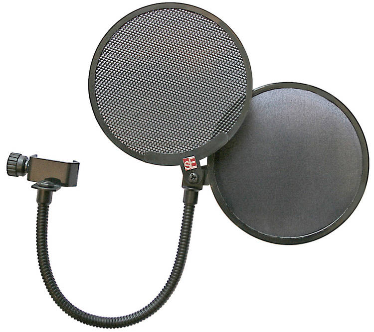 Billede af sE Electronics Dual Pop Filter | Dual Pop Screen