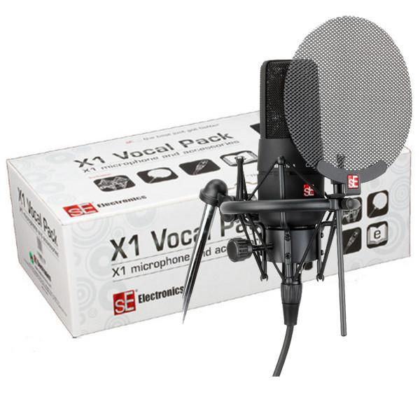 Image of   sE Electronics X1 S | Vocal Pack