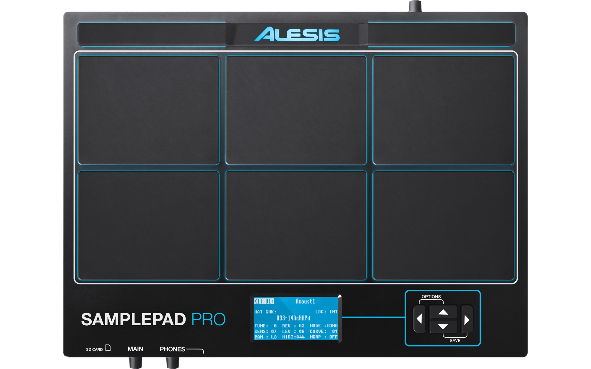 Image of   Alesis SamplePad Pro