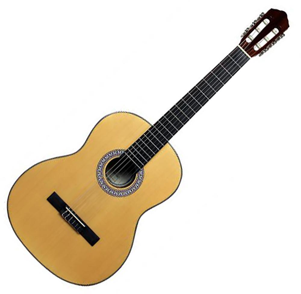 Begynder spansk guitar til voksen