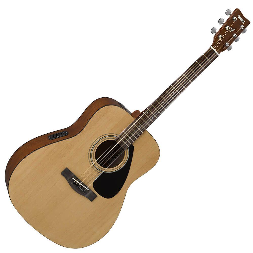 Image of   Yamaha FX310AII Folk Guitar - Natural