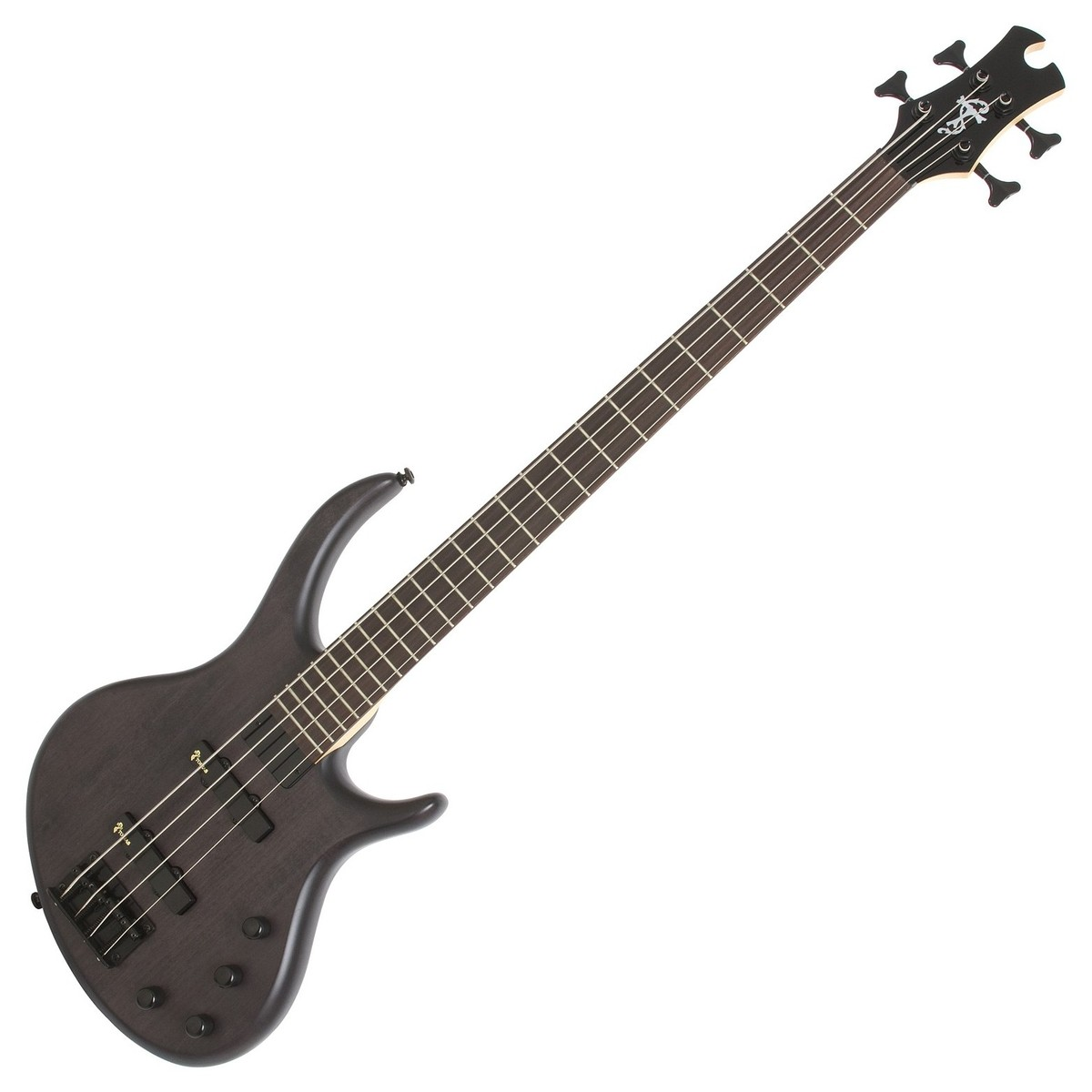 Image of   Epiphone Toby Deluxe IV Bass -Trans Black