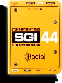 Image of   Radial Sgi44 Studio Guitar Interface