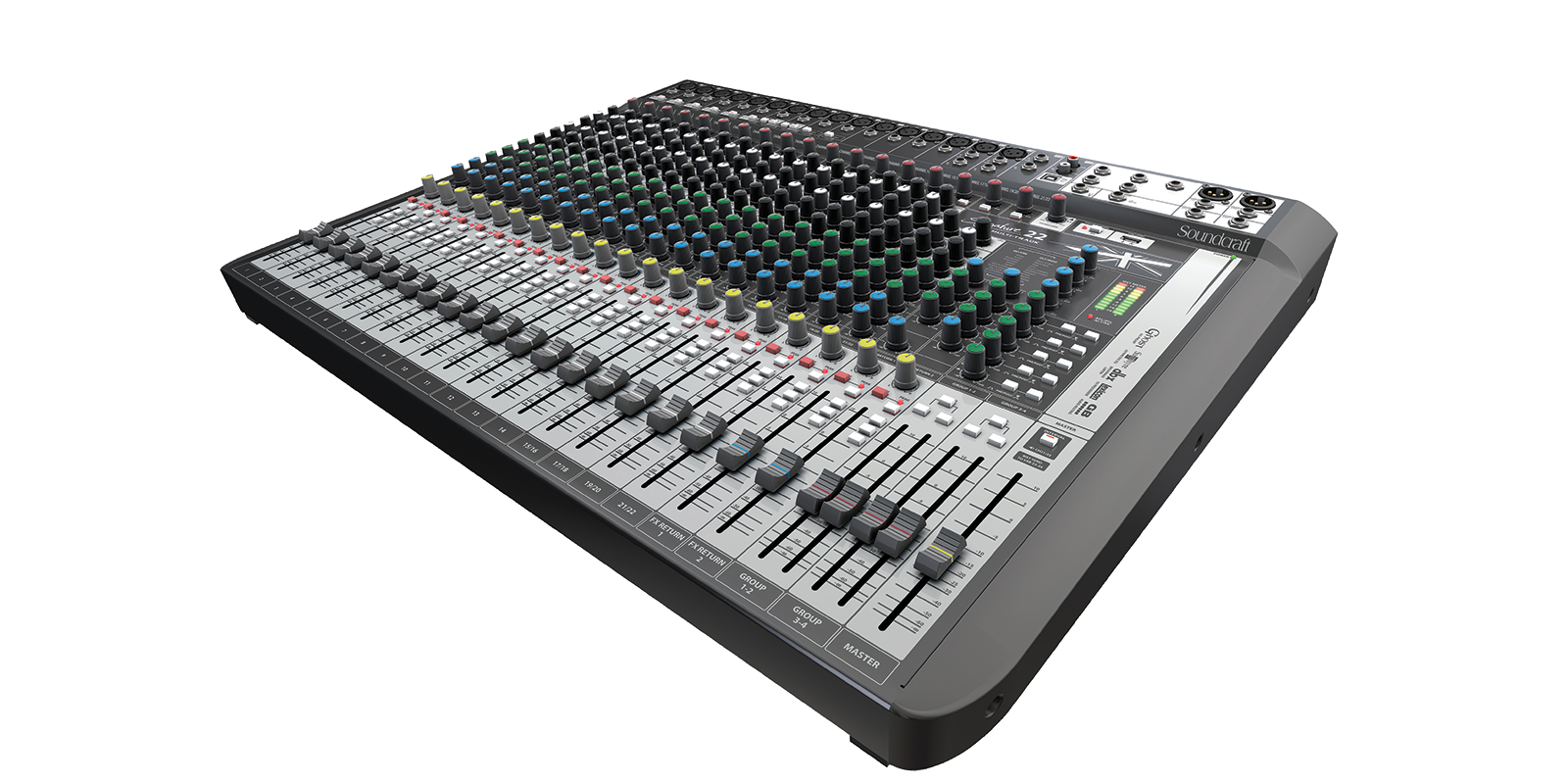 Image of   Soundcraft Signature 22MTK