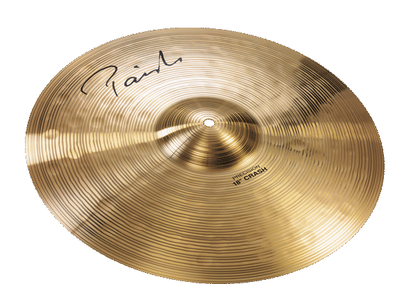"Image of   Paiste 16"" Signature Precision Crashbækken"