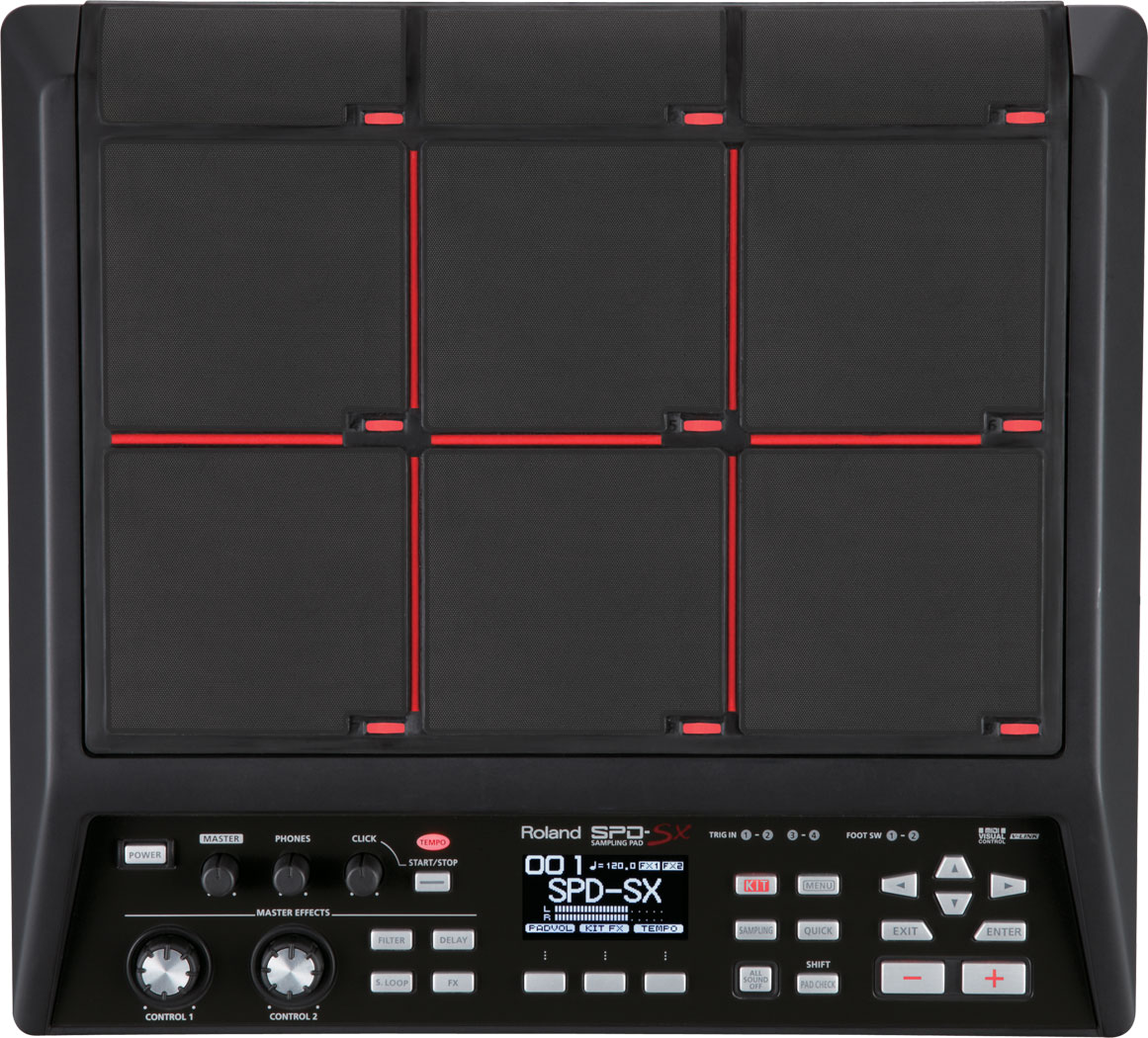 Image of   Roland SPD-SX Sampling Pad