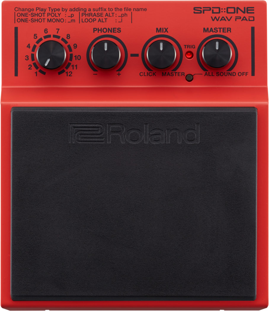 Image of   Roland SPD-1W ONE WAV Trommepad