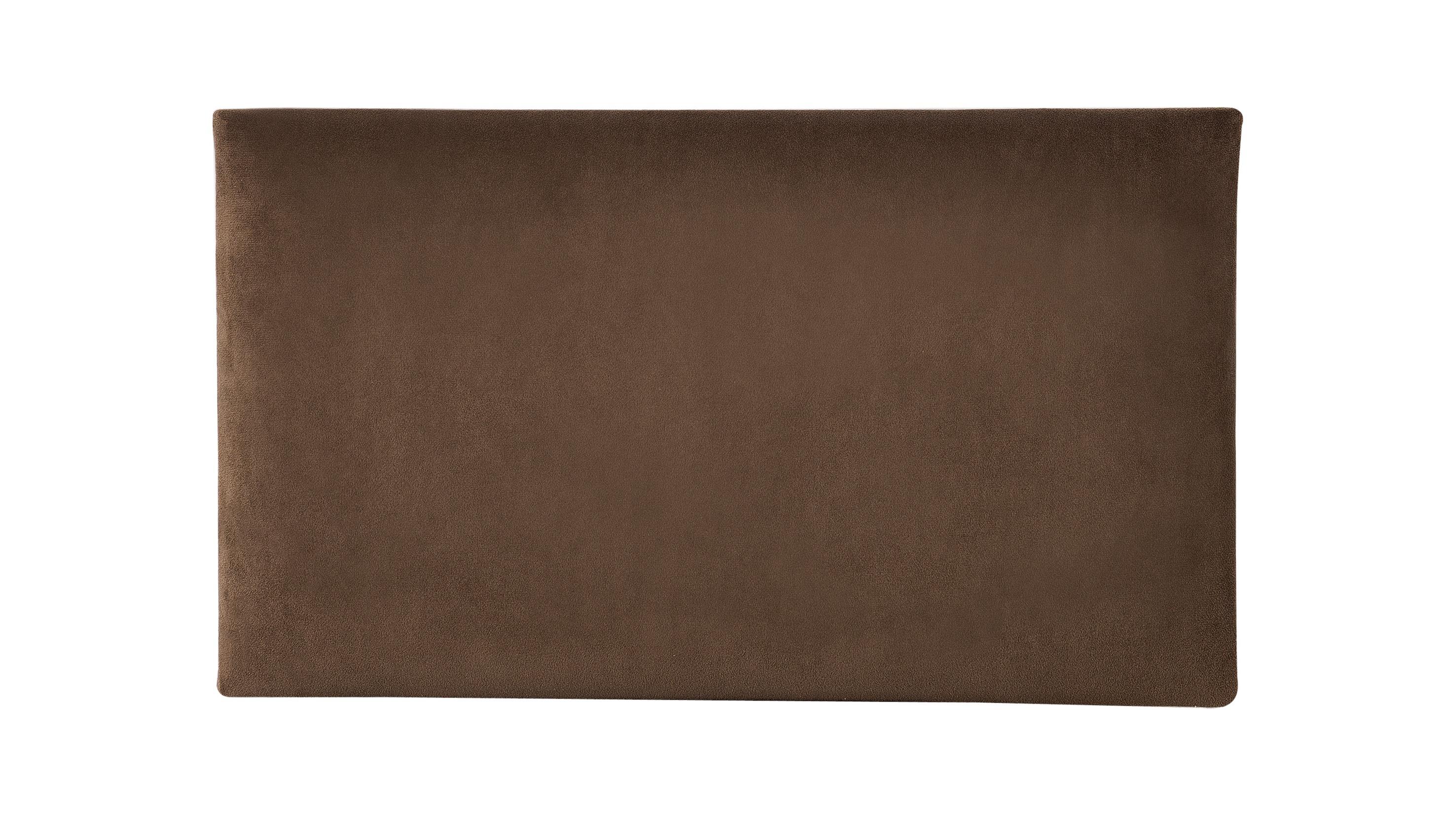 Image of   K&M sædepolster til 13700 > 13751, brunt fløjl