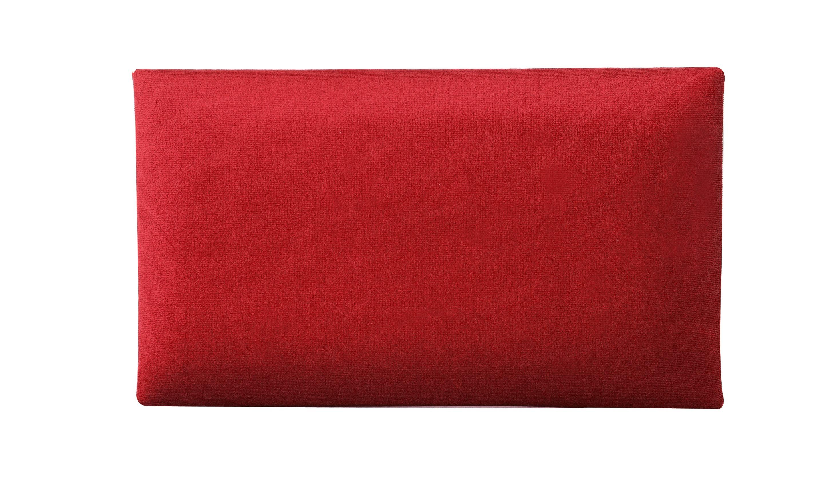 Image of   K&M sædepolster til 13700 > 13751, rødt fløjl