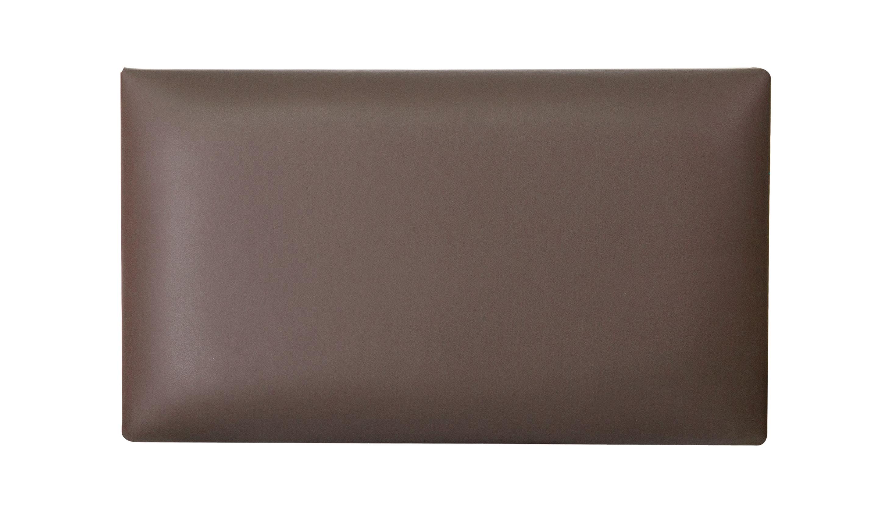 Image of   K&M sædepolster til 13700 > 13751, brunt kunstlæder