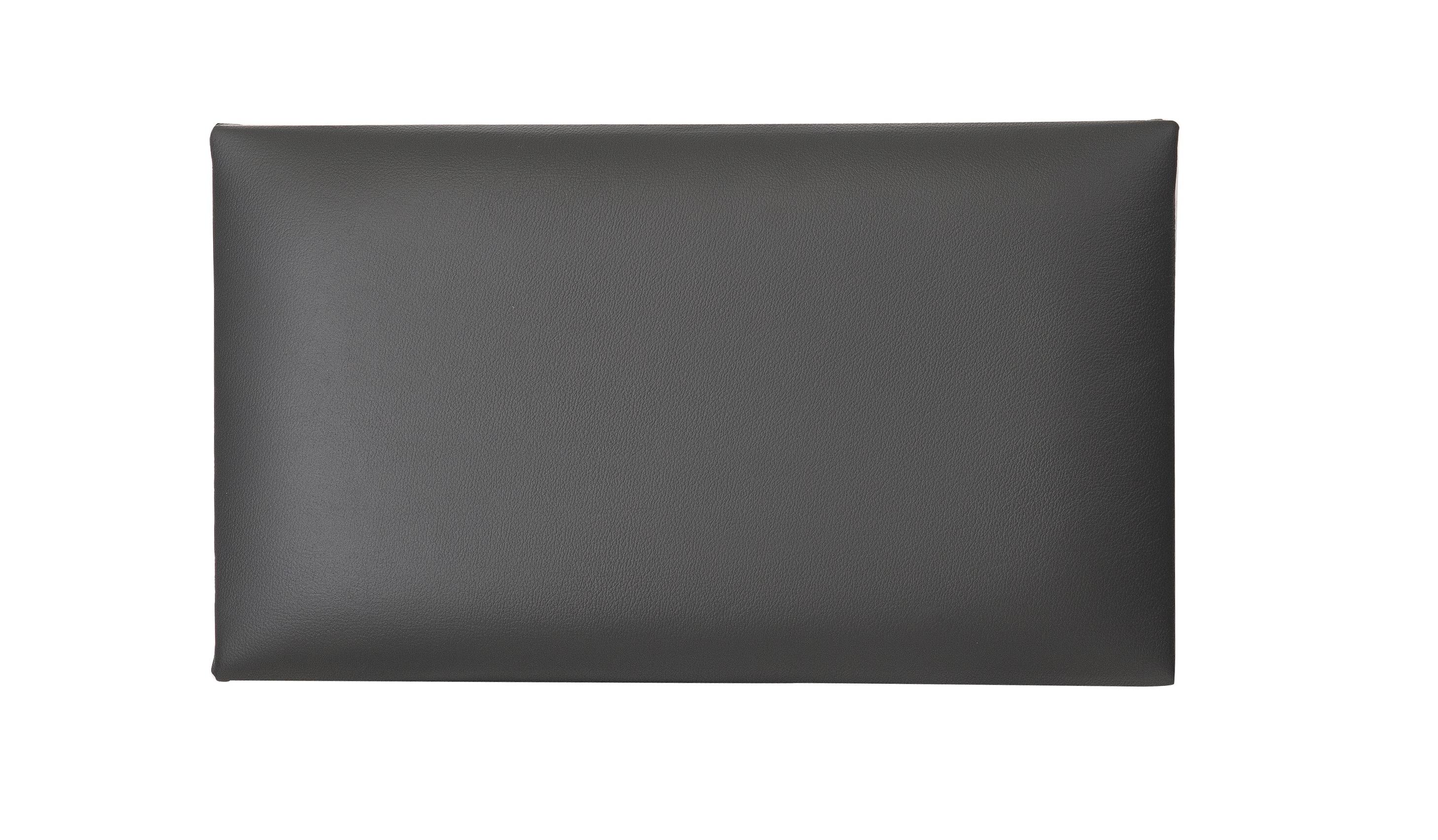 Image of   K&M sædepolster til 13700 > 13751, sort læder