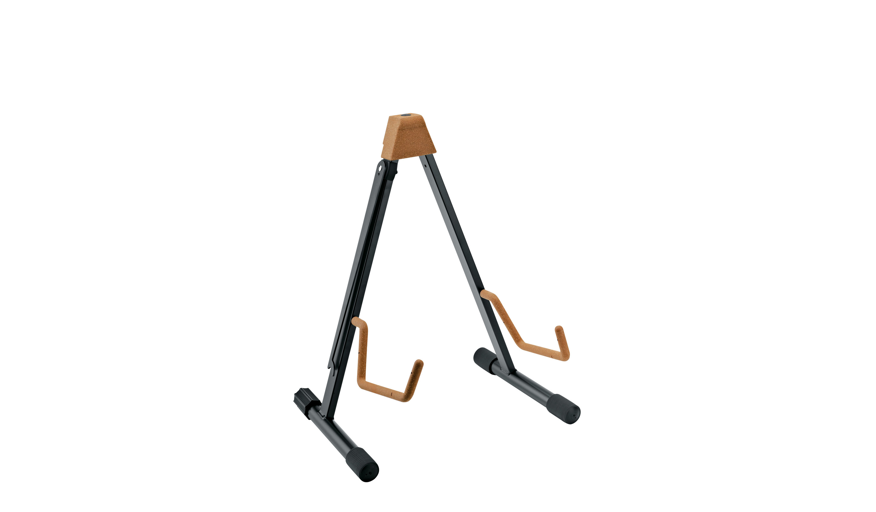 Image of   K&M cello stativ, sort med kork