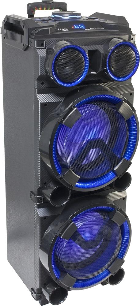Ibiza DJ Soundbox MK2