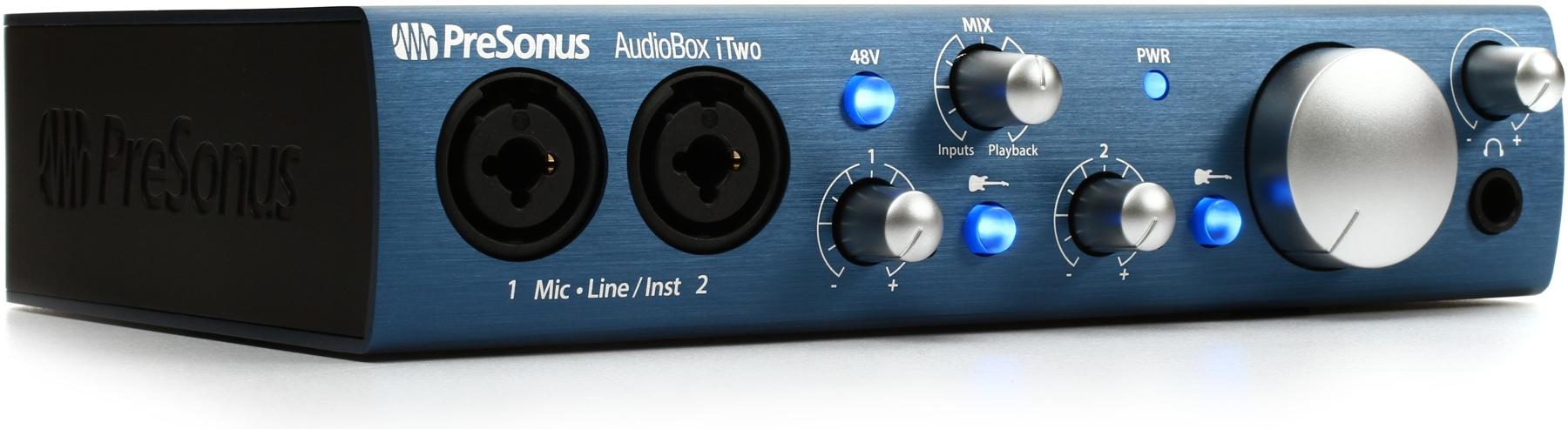 Image of   Presonus AudioBox iTwo