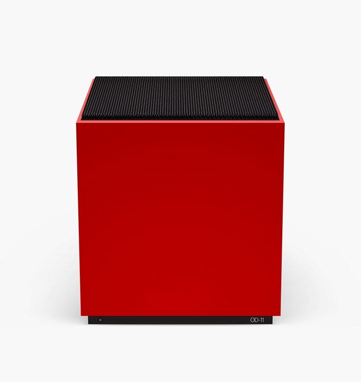 Image of   teenage engineering OD-11 (red) EU
