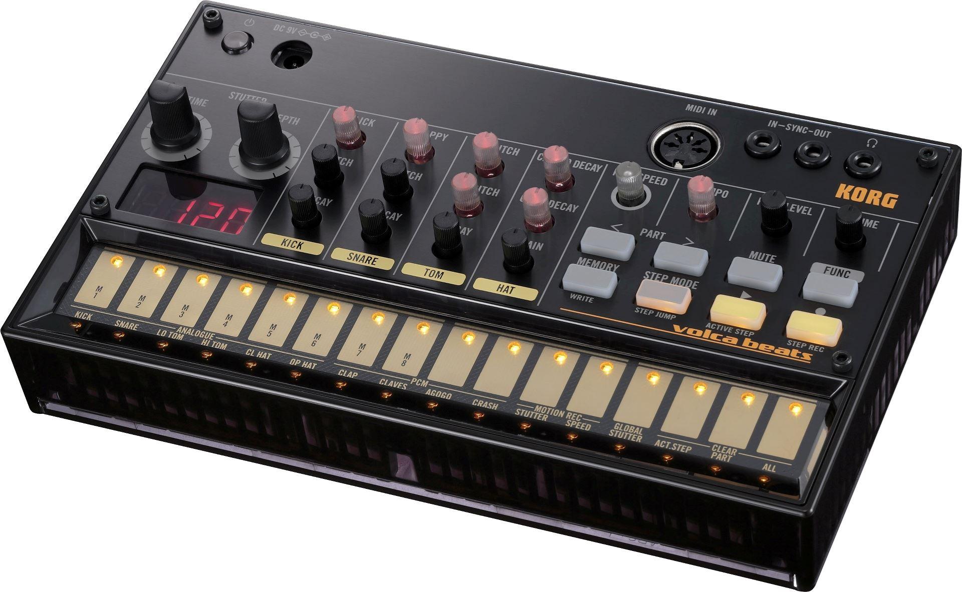Image of   Korg Volca Beats - Analogue Rhythm Machine