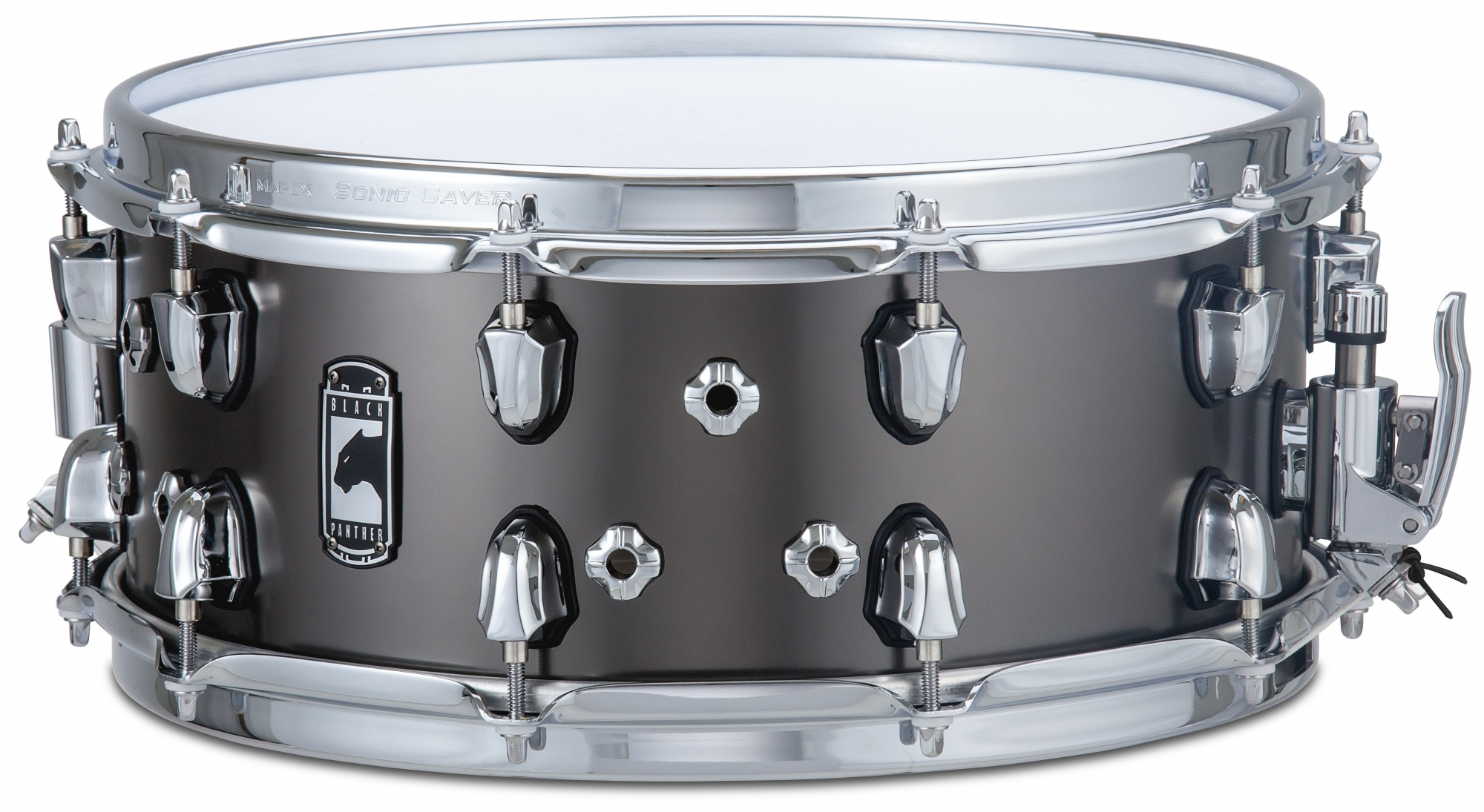 "Mapex 14x6"" Black Panther Wraith Lilletromme"