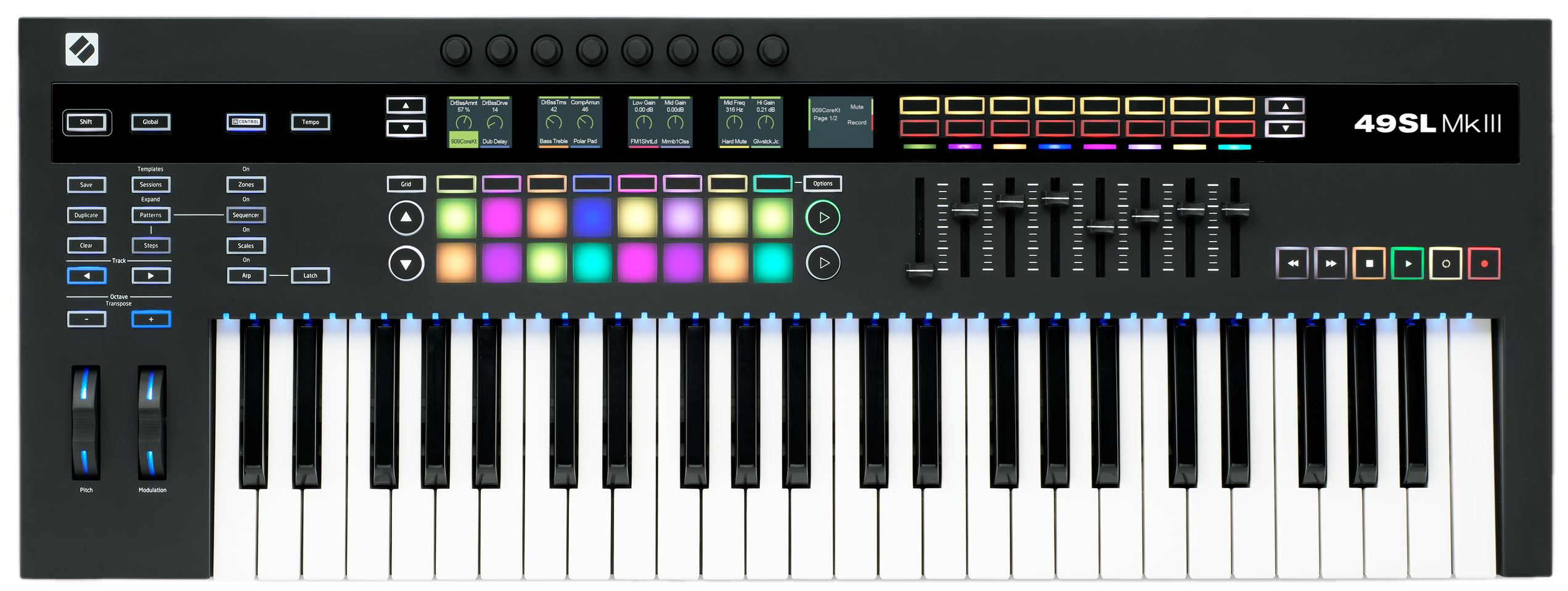Image of   Novation SL MKIII 49