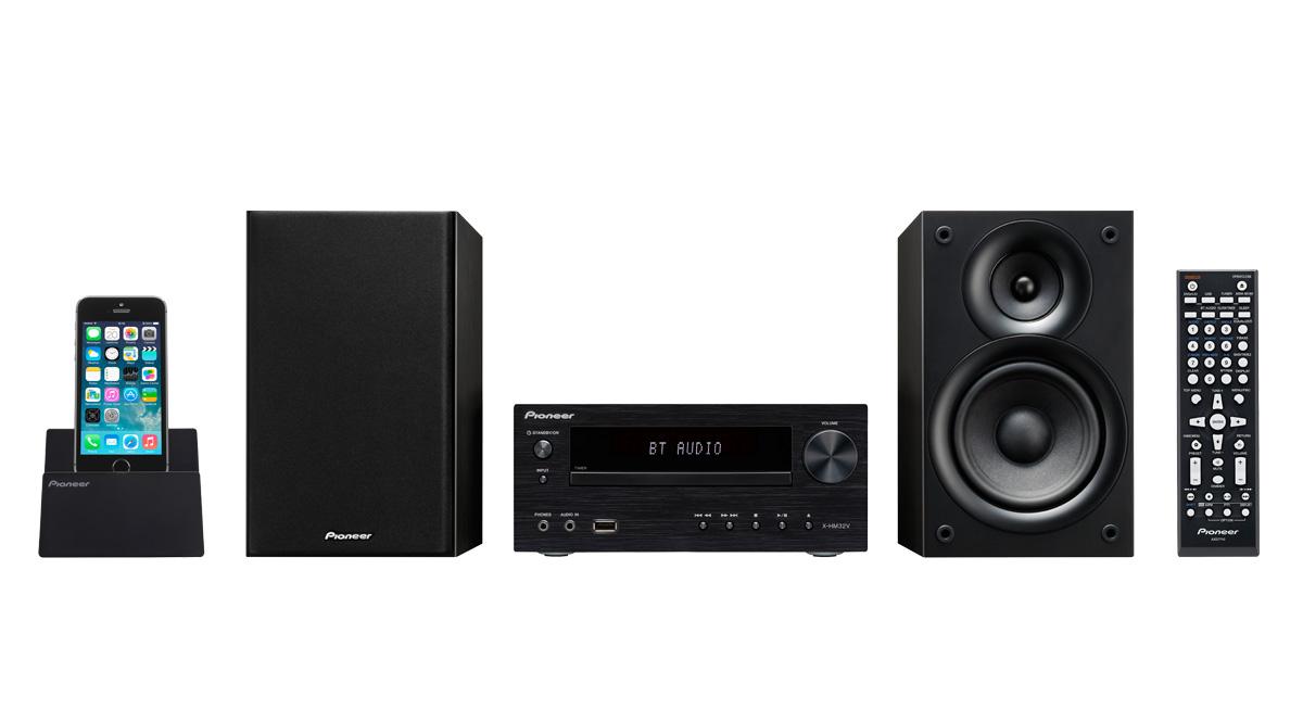 Image of   Pioneer X-HM32V-K -DVD/CD/USB
