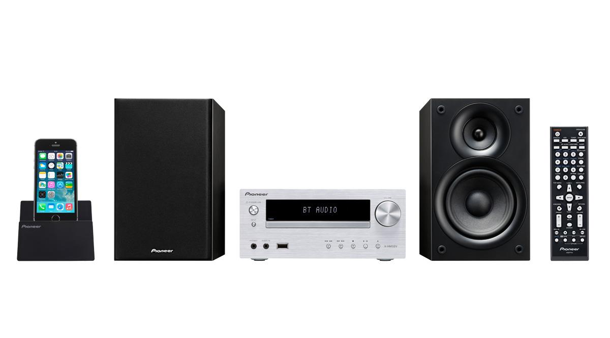 Image of   Pioneer X-HM32V-S - DVD/CD/USB