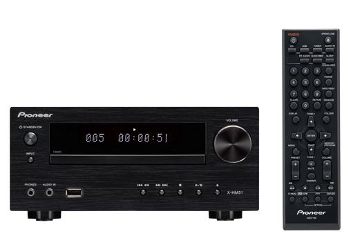 Image of   Pioneer X-HM51DAB-K Bluetooth, DAB+