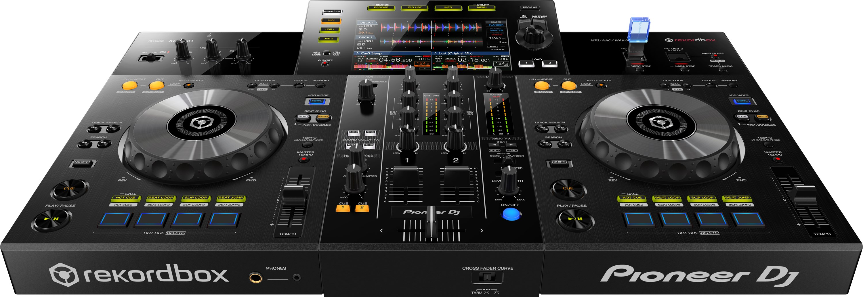 Pioneer XDJ-RR all-in-one DJ system
