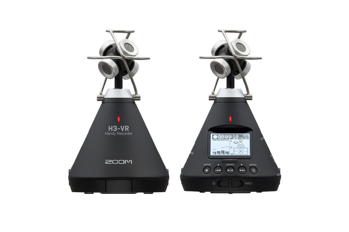 Image of   Zoom H3-VR Handy Recorder
