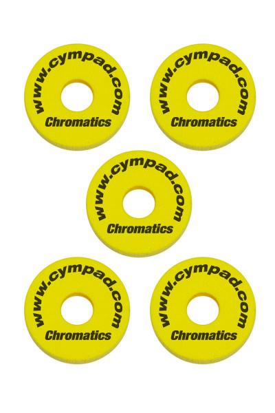 Image of   Cympad Chromatics, 5 stk. Gul