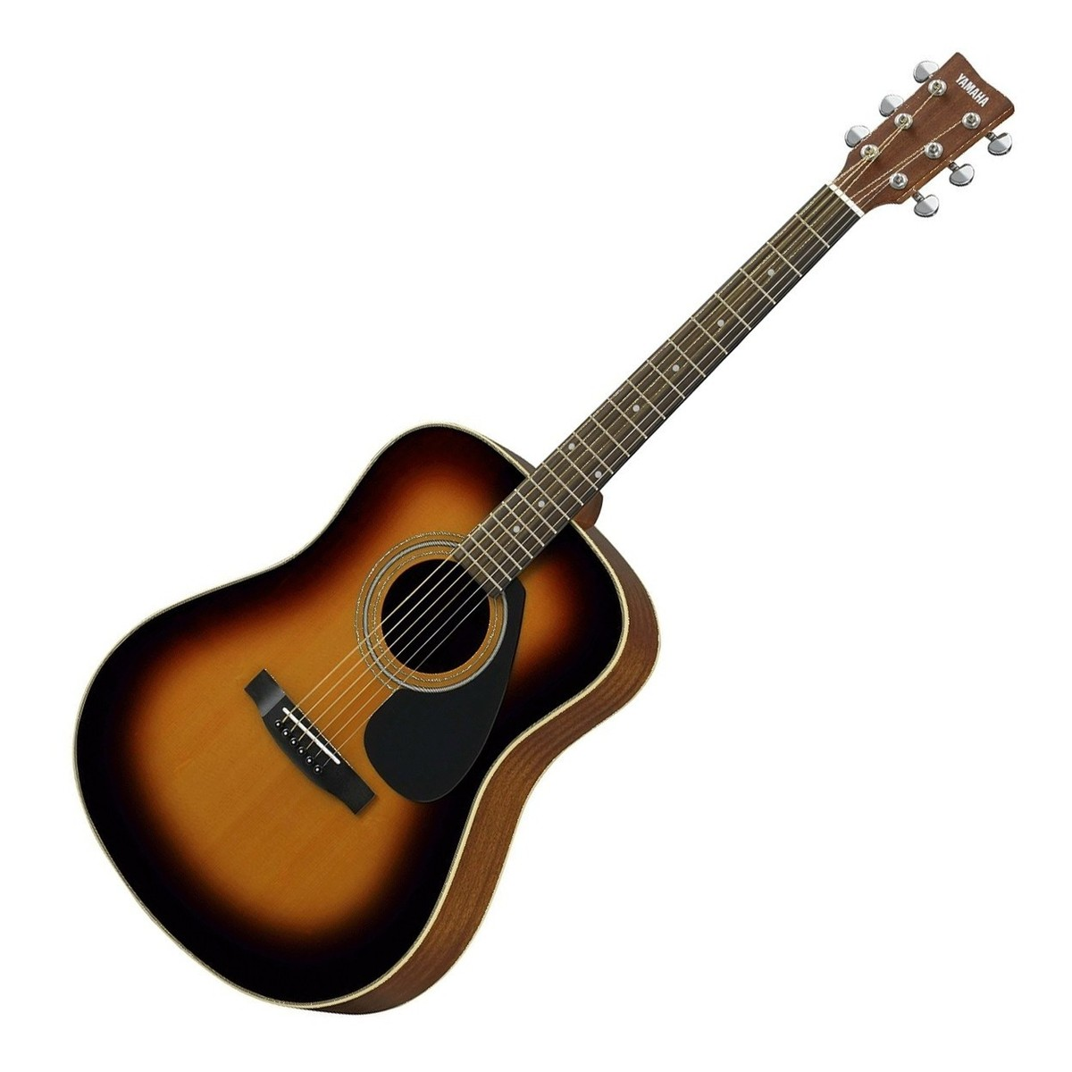 Image of   Yamaha F370DW Acoustic Guitar - Tobacco Brown Sunburst